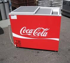 Kühltruhe Zubehör Coca Cola