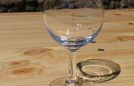 Weinglas 0,2l